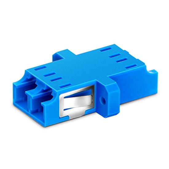LightSpeed™ Duplex Singlemode LC to LC Fiber Optic Coupler/Adapter