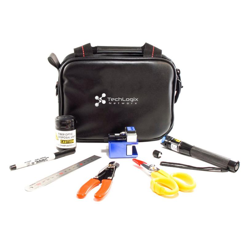 TechLogix TL-SSF-TERMK-1 Fiber Termination Kit